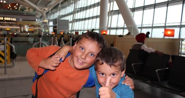 Heathrow Airport, Londra, Regno Unito. Autore e Copyright Marco Ramerini