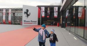 Museo Ferrari, Maranello. Autore e Copyright Marco Ramerini
