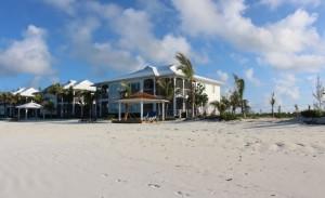 Una villa, Cape Santa Maria Beach Resort, Long Island, Bahamas. Autore e Copyright Marco Ramerini