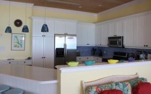 L'interno di una villa, Cape Santa Maria Beach Resort, Long Island, Bahamas. Autore e Copyright Marco Ramerini