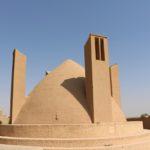 Cisterna d'acqua, Meybod, Iran. Autore e Copyright Marco Ramerini