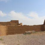 Fortezza di Narin Qal'eh, Meybod, Iran. Autore e Copyright Marco Ramerini,