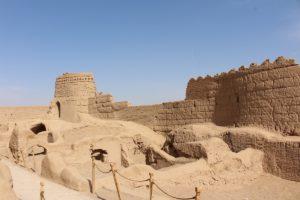 Fortezza di Narin Qal'eh, Meybod, Iran. Autore e Copyright Marco Ramerini