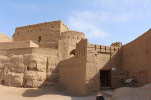 Fortezza di Narin Qal'eh, Meybod, Iran. Autore e Copyright Marco Ramerini,.
