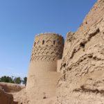 Fortezza di Narin Qal'eh, Meybod, Iran. Autore e Copyright Marco Ramerini..