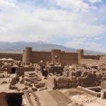 La cittadella di Rayen, Iran. Autore e Copyright Marco Ramerini