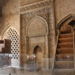 Mehrab Uljayto, Moschea del Venerdì (Moschea Jāmeh), Esfahan, Iran. Autore e Copyright Marco Ramerini