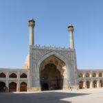 Moschea del Venerdì (Moschea Jāmeh), Esfahan, Iran. Autore e Copyright Marco Ramerini