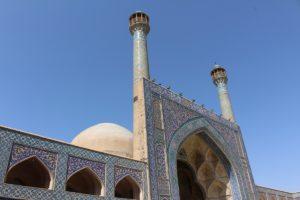 Moschea del Venerdì (Moschea Jāmeh), Esfahan, Iran. Autore e Copyright Marco Ramerini.