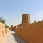 Mura, Meybod, Iran. Autore e Copyright Marco Ramerini
