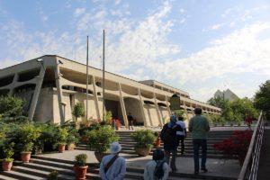 Museo del Tappeto iraniano, Teheran, Iran. Autore e Copyright Marco Ramerini