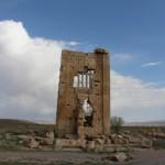 Prigione del re Salomone, Pasargade, Iran. Autore e Copyright Marco Ramerini