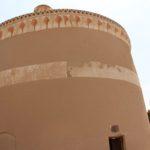 Torre per piccioni, Meybod, Iran. Autore e Copyright Marco Ramerini
