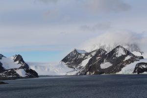 Hope Bay (Bahía Esperanza), Antarctic Sound, Antartide. Autore e Copyright Marco Ramerini