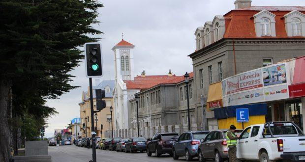 Punta Arenas, Cile. Autore e Copyright Marco Ramerini