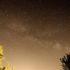 Foto Via Lattea. Obiettivo 11 mm posa di 30'' senza inseguimento, iso 1600. Autore Marco Ramerini