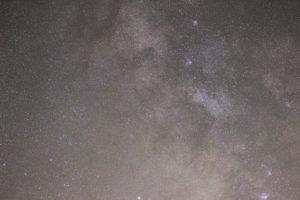 Nebulose Omega (M17), Eagle (M16), Trifida (M20) e Laguna (M8) nella costellazione del Sagittario Obiet. Canon USM(70-300 mm) 70 mm F 4.0, ISO 1600, posa 2 minuti, ins. Sky Adventurer SkyWatcher. Autore e Copyright Marco Ramerini