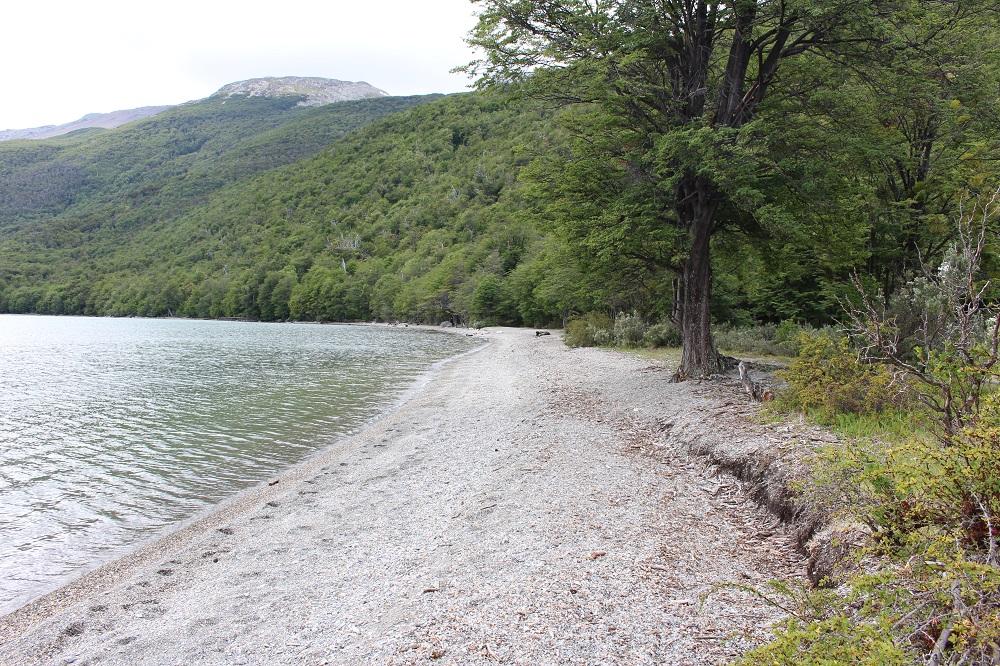 Lago Roca, Parco Nazionale della Terra del Fuoco, Argentina. Autore e Copyright Marco Ramerini