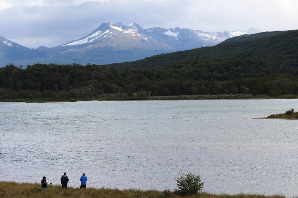 Laguna Negra, Parco Nazionale della Terra del Fuoco, Argentina. Autore e Copyright Marco Ramerini