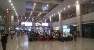 Aeroporto di Seoul - Incheon, Corea del Sud. Autore e Copyright Marco Ramerini