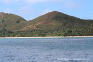 Naviti Island, Yasawa, Figi. Autore e Copyright Marco Ramerini
