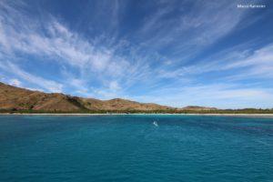 Blue Lagoon Beach Resort, Nacula, Isole Yasawa, Figi. Autore e Copyright Marco Ramerini