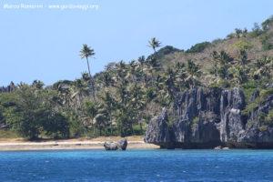 Sawa-I-Lau, Yasawa, Figi. Autore e Copyright Marco Ramerini