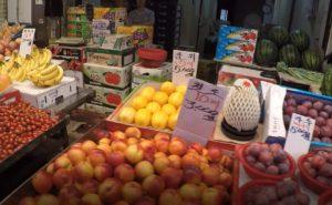 Singi (Shingi) Market, Incheon, Corea del Sud. Autore e Copyright Marco Ramerini.,
