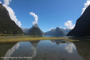 Milford Sound, Nuova Zelanda. Autore e Copyright Marco Ramerini