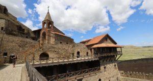 Monastero di Davit Gareja, Georgia. Autore e Copyright Marco Ramerini.