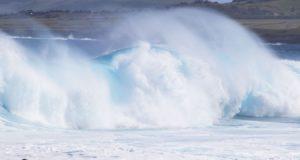 Oceano Pacifico, Isola di Pasqua, Cile. Autore e Copyright Marco Ramerini