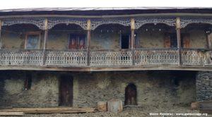 Shenakho, Tusheti, Georgia. Autore e Copyright Marco Ramerini