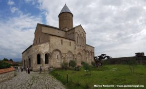 Cattedrale di Alaverdi, Georgia. Autore e Copyright Marco Ramerini