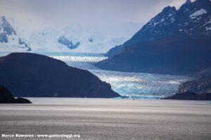 Ghiacciaio Grey, Parco Nazionale Torres del Paine, Cile. Autore e Copyright Marco Ramerini