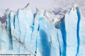 Ghiacciaio Perito Moreno, Patagonia, Argentina. Autore e Copyright Marco Ramerini,