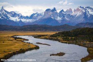 Parco Nazionale Torres del Paine, Cile. Autore e Copyright Marco Ramerini