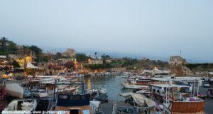 Il porticciolo di Biblo, Libano. Autore e Copyright Marco Ramerini
