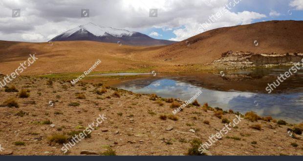 Laguna Turquiri, Bolivia. Autore e Copyright Marco Ramerini