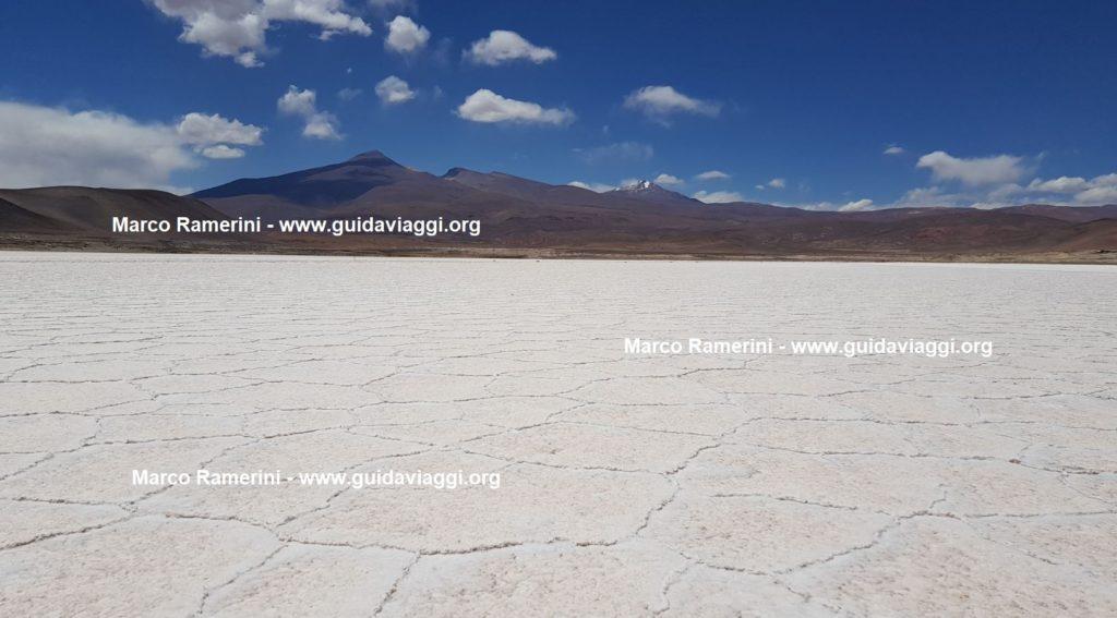 Salar de Pocitos, Puna, Argentina. Autore e Copyright Marco Ramerini