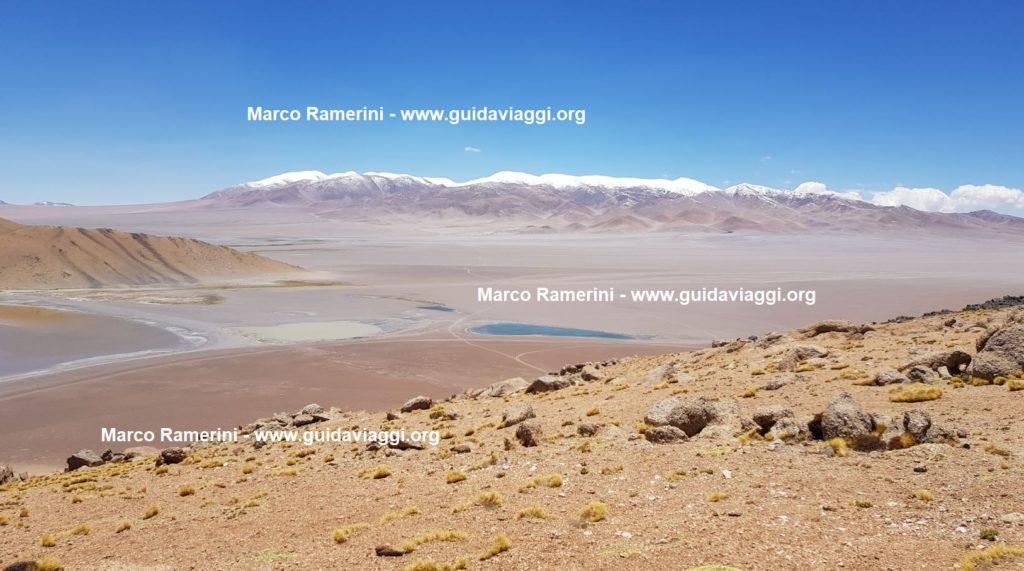 Vulcano Galàn, Puna, Argentina. Autore e Copyright Marco Ramerini